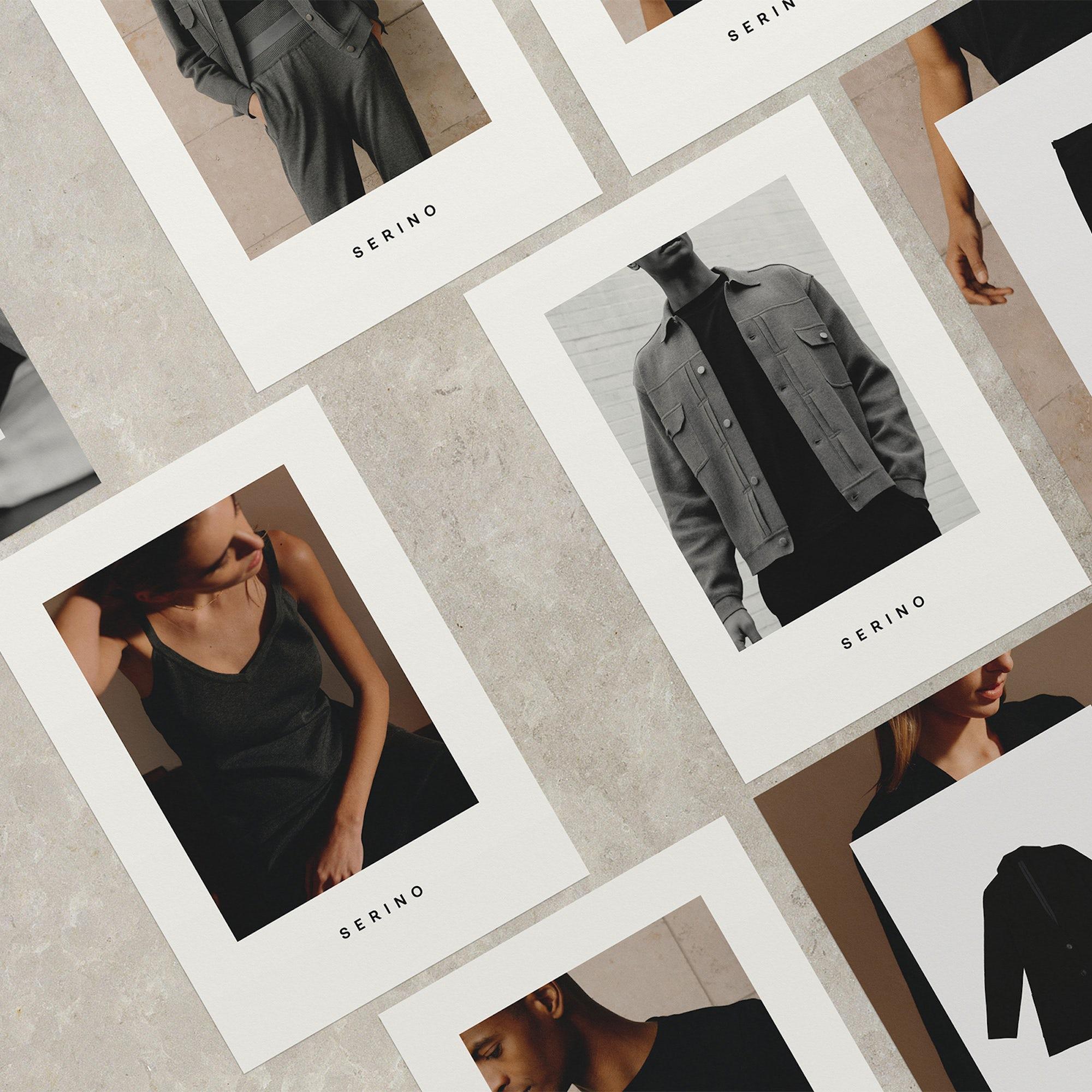 Serino Studio - Editorial Design