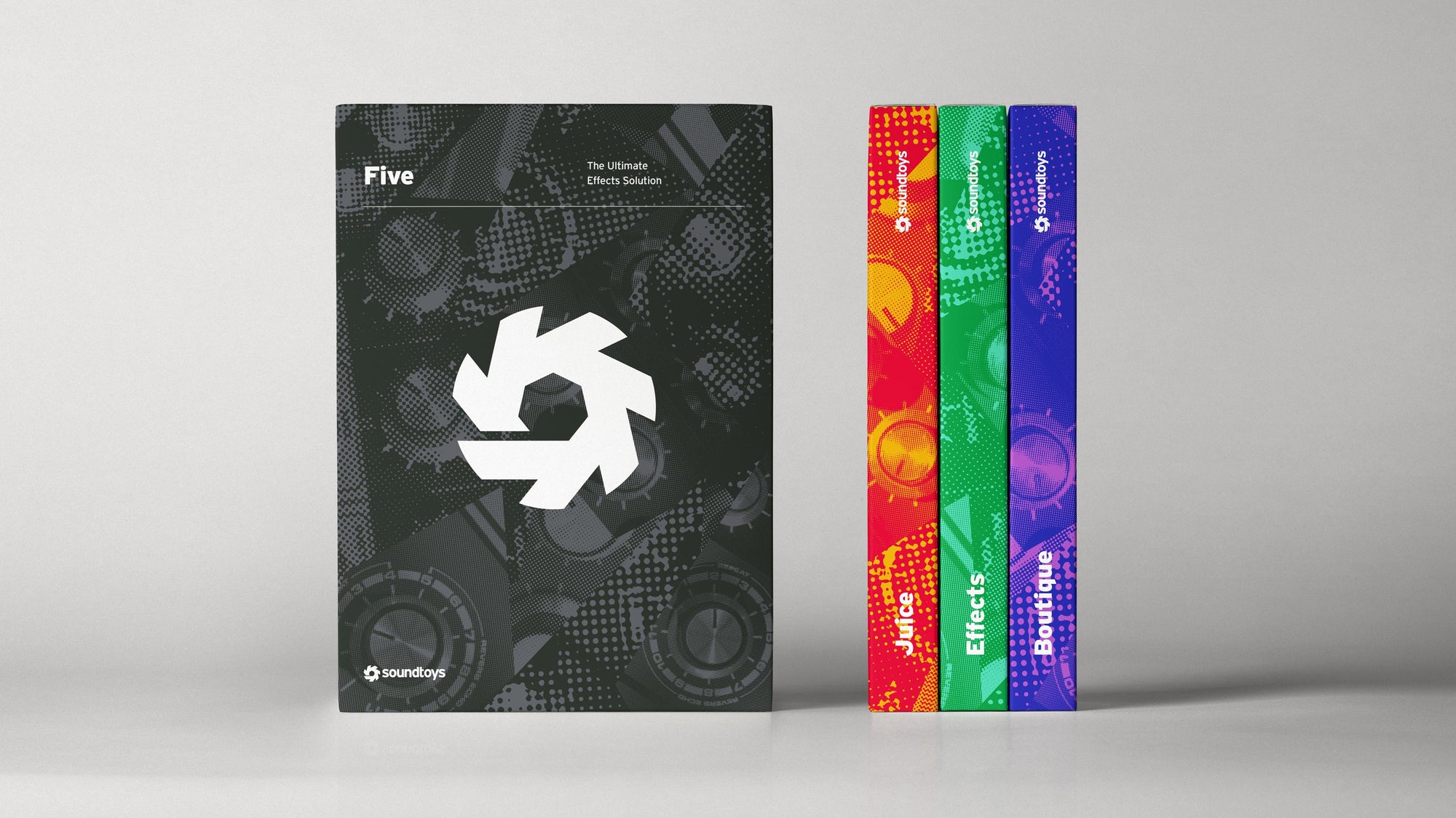 Soundtoys Packaging Design