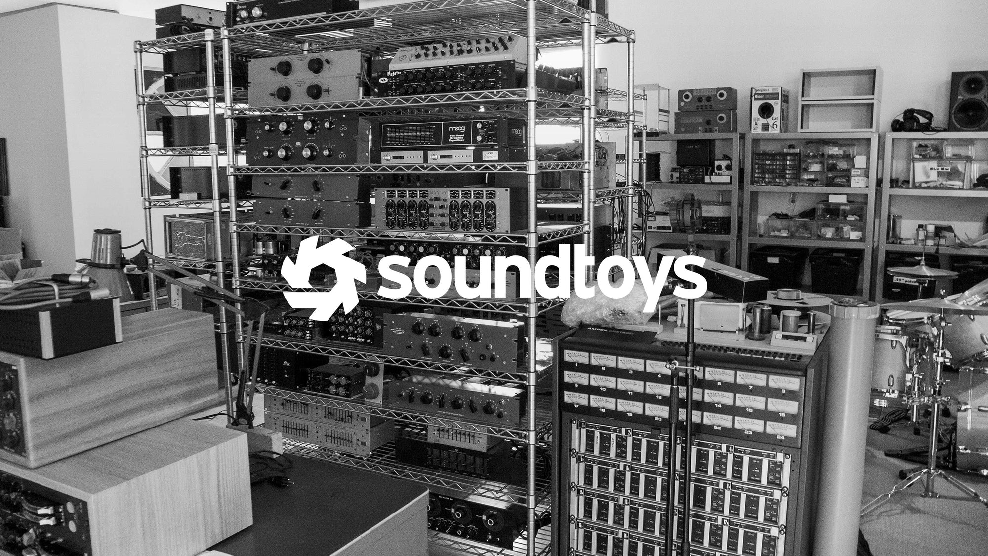 Soundtoys – Brand Identity Design for Music App Company