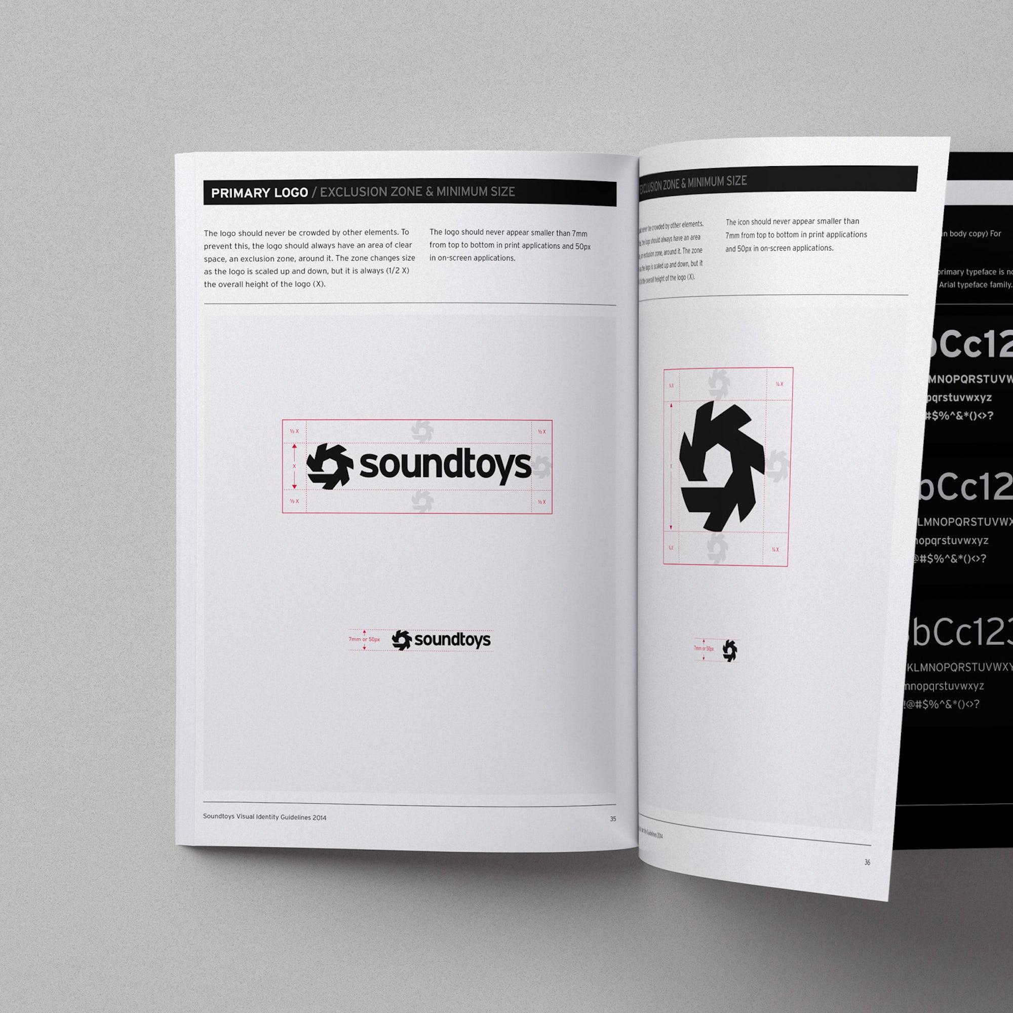 Soundtoys Brand Identity Design for Music Software