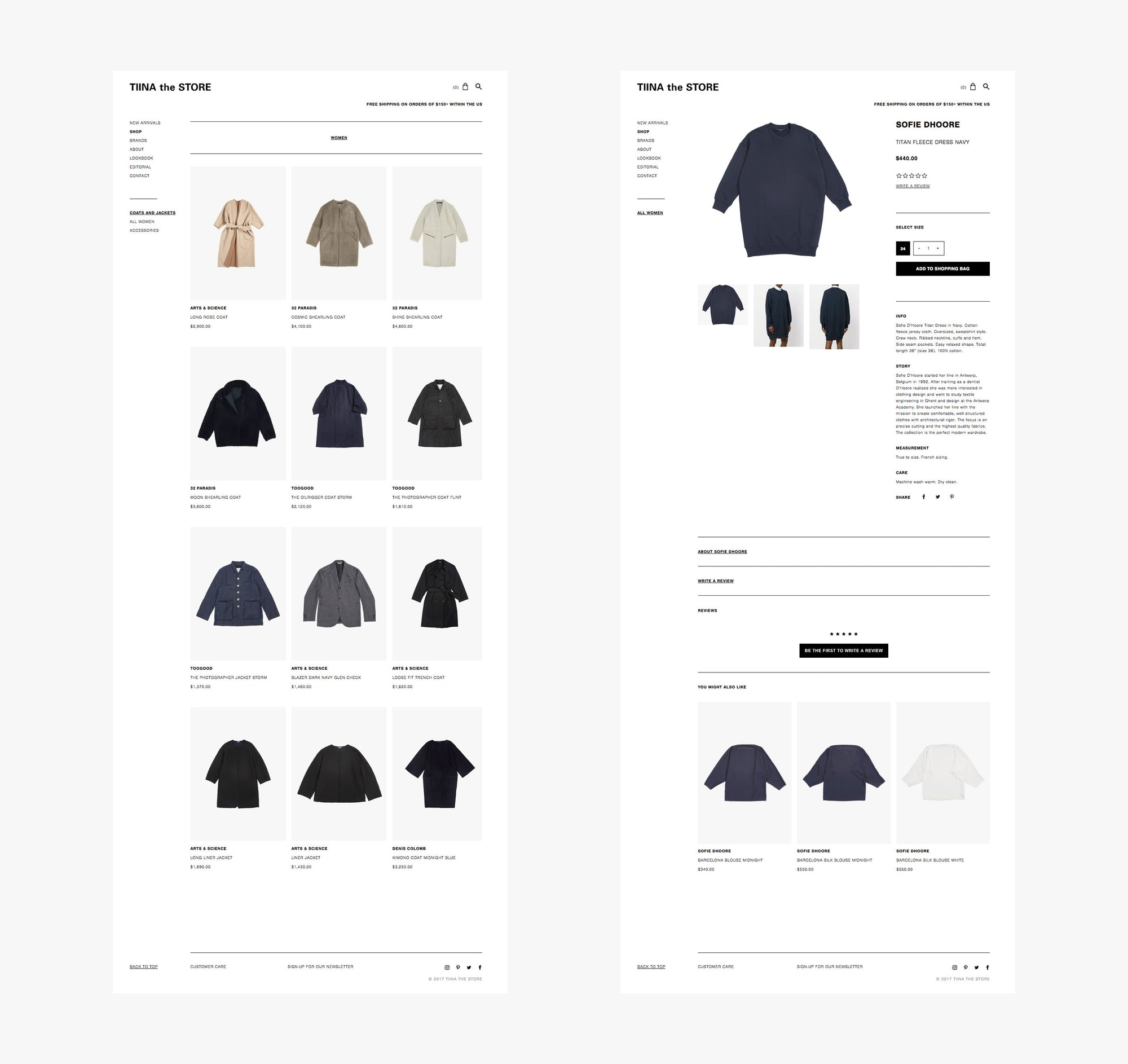 Shopify Plus Ecommerce Web Design
