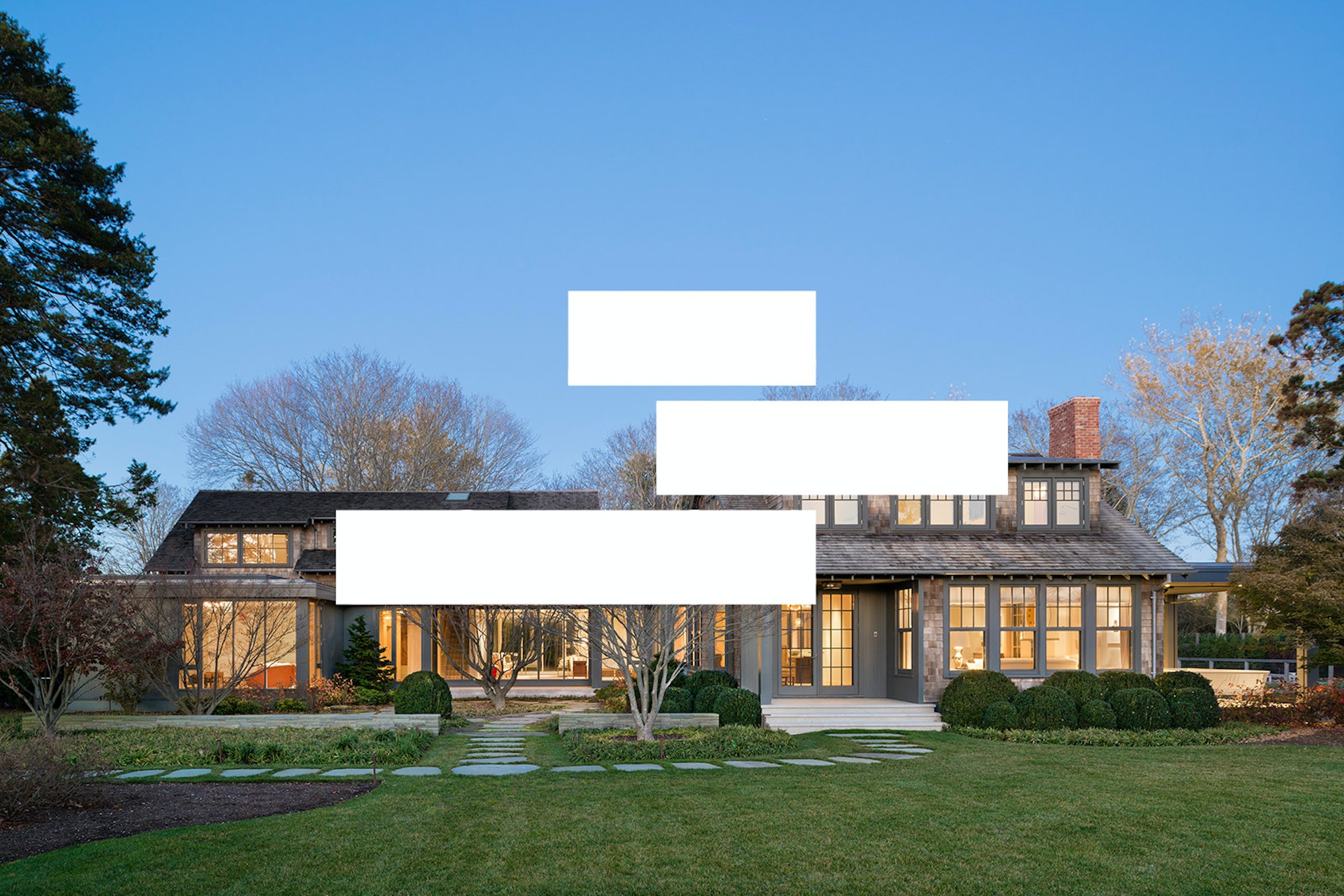 Graphic Design for NYC Architecture Firm