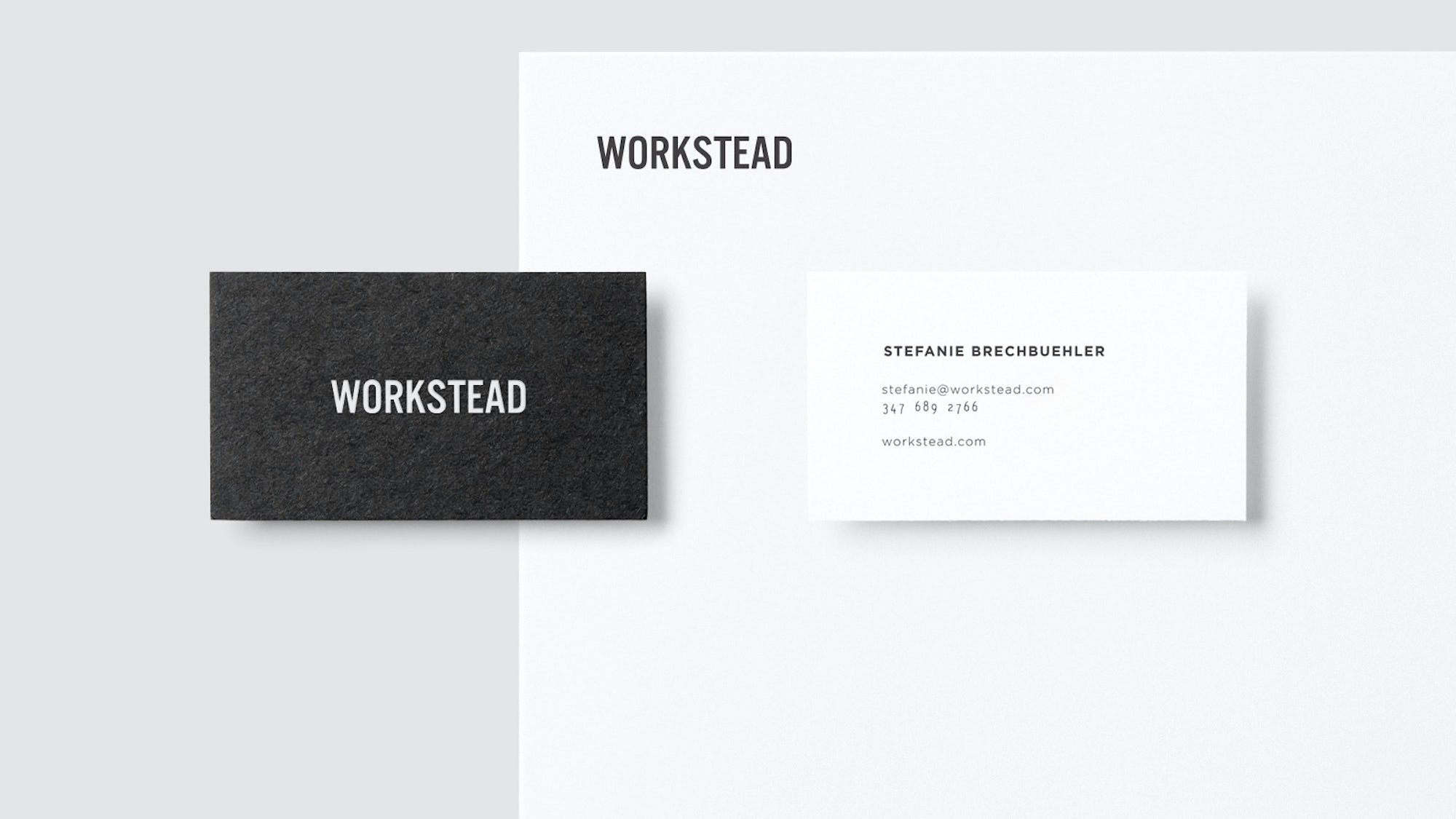 Architecture Firm Graphic Design and Business Cards