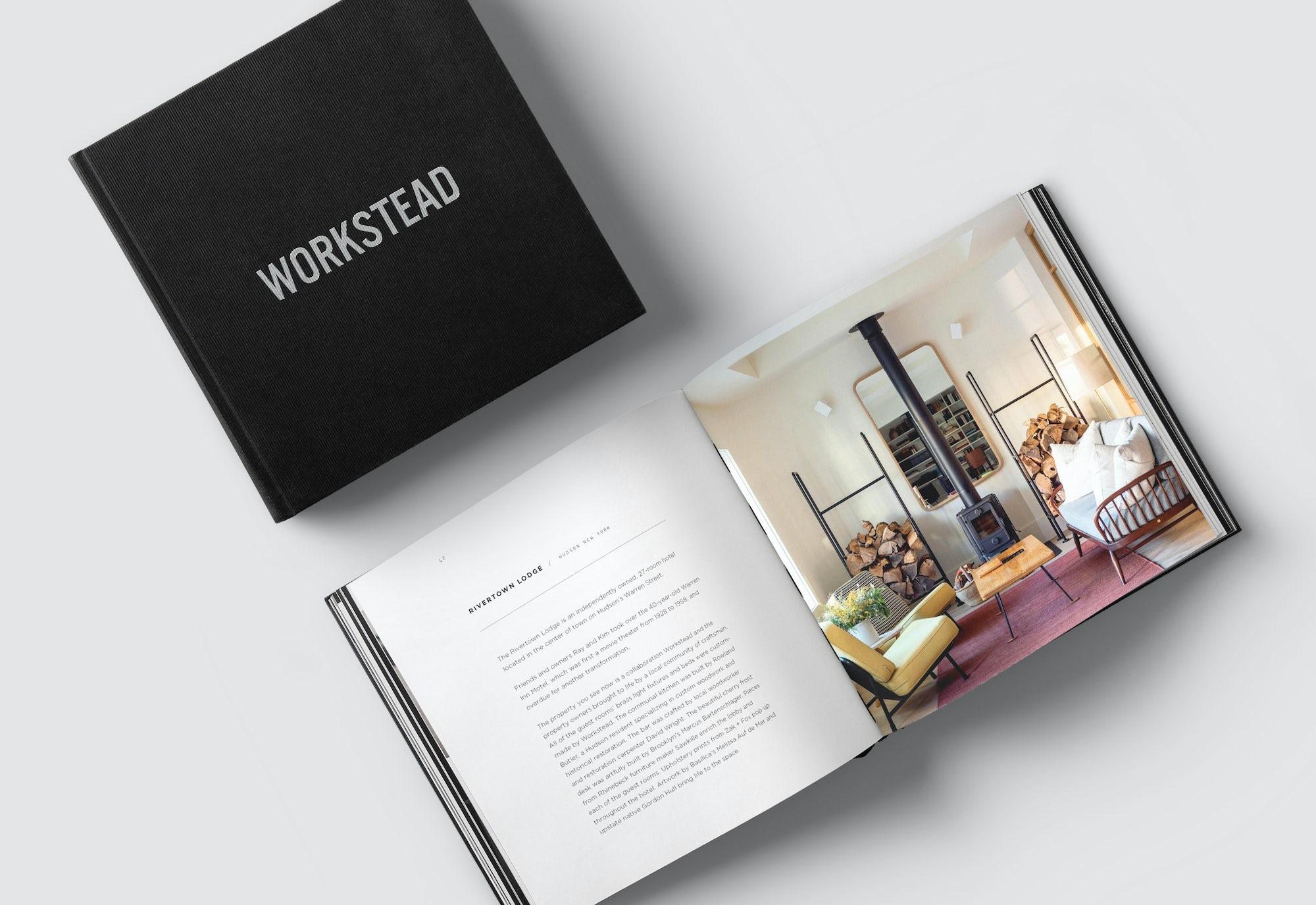 Workstead Architecture Firm Graphic Design
